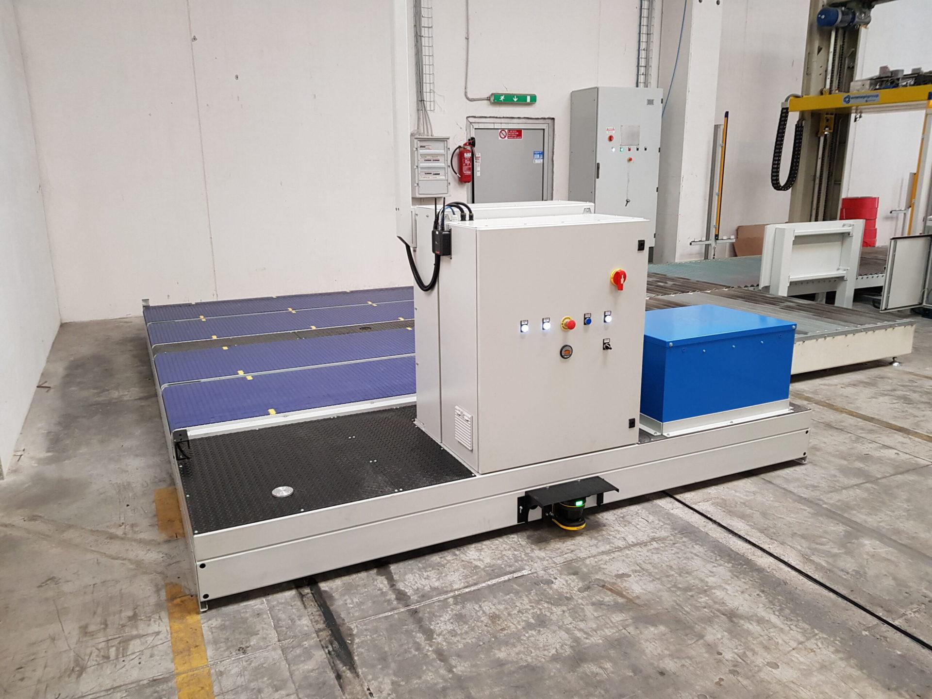 Batteria Litio AGV