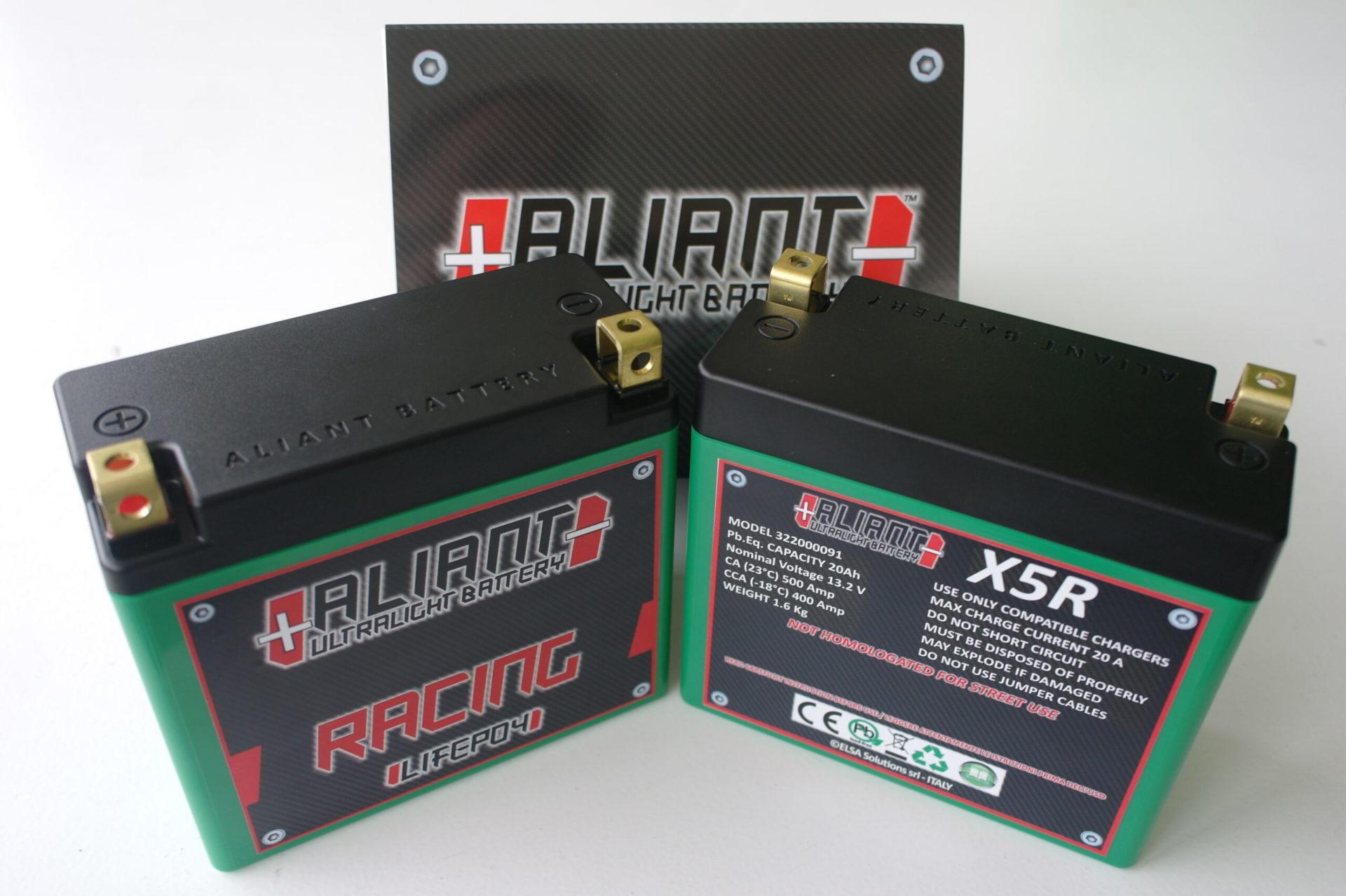 Batterie al litio X-R